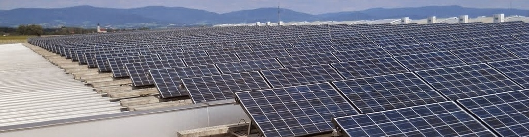 Stark in erneuerbaren Energien